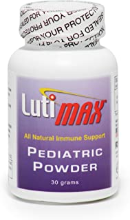 Luteolin Pediatric Powder with Rutin - All Natural Immune Support - 30 Grams -100 Servings