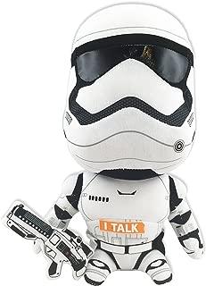 Talking Star Wars Plush Stormtrooper 24cm