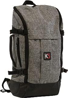 K3 Alpha 24 Liter Weatherproof Water Resistant Backpack