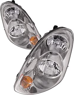2003 infiniti g35 sedan headlight replacement