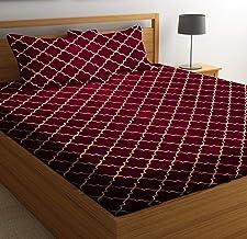 ZCI Cotton 144 TC Bedsheet (Double_Multicolour)