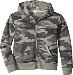 Always Camo Hoodie (Big Kids)