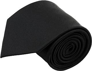 100% Silk Handmade Woven Solid Color Ties for Men Tie Mens Necktie Ties by John William Neckties