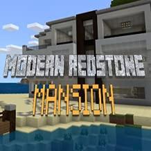 Modern Redstone Mansion