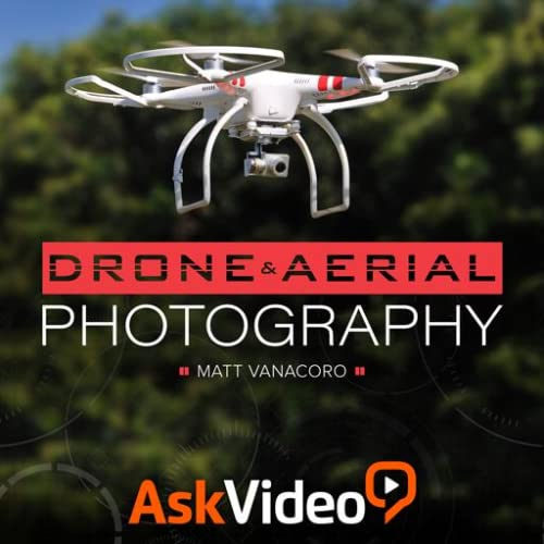 Drone & Aerial Photography Course 301