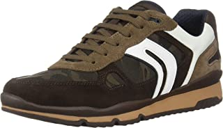 Geox U Sandford, Men's Fashion Sneakers