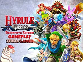 Clip: Hyrule Warriors: Definitive Edition Gameplay - Zebra Gamer