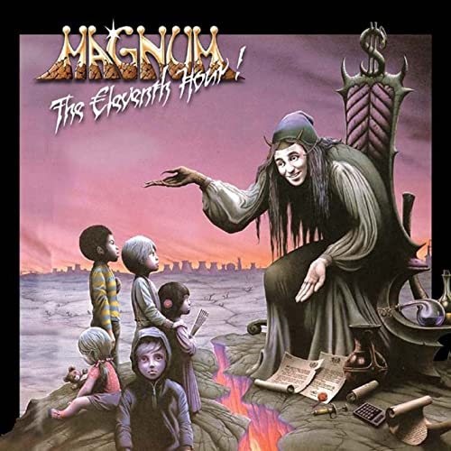 The Eleventh Hour (Expanded Edition) by Magnum on Amazon Music - Amazon.com