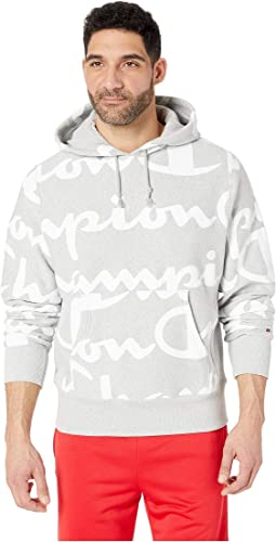 Reverse Weave® Pullover Hoodie - All Over Print