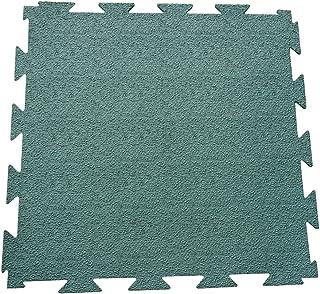 Rubber-Cal Terra-Flex Interlocking Flooring Rubber Tiles (5-Pack)