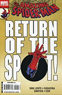AMAZING SPIDER-MAN #589 ((VOL. 2 1998))