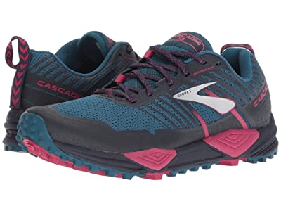 Brooks Cascadia 13 (Ink/Navy/Pink) Women