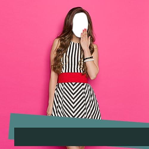 Éditeur de photo de robe d été