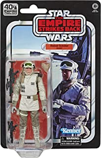 Star Wars The Black Series Rebel Soldier, Hoth, 6 Inch Scale Star Wars: The Empire Strikes Back 40th Anniversary Collectib...