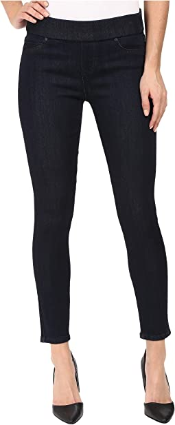 Liverpool - Sienna Ankle Leggings in Indigo Rinse/Indigo