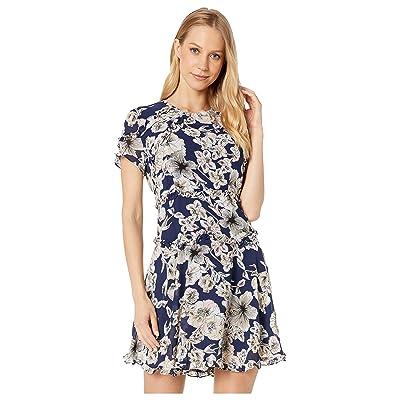 Bardot Brianna Dress (Abstract Floral Print) Women