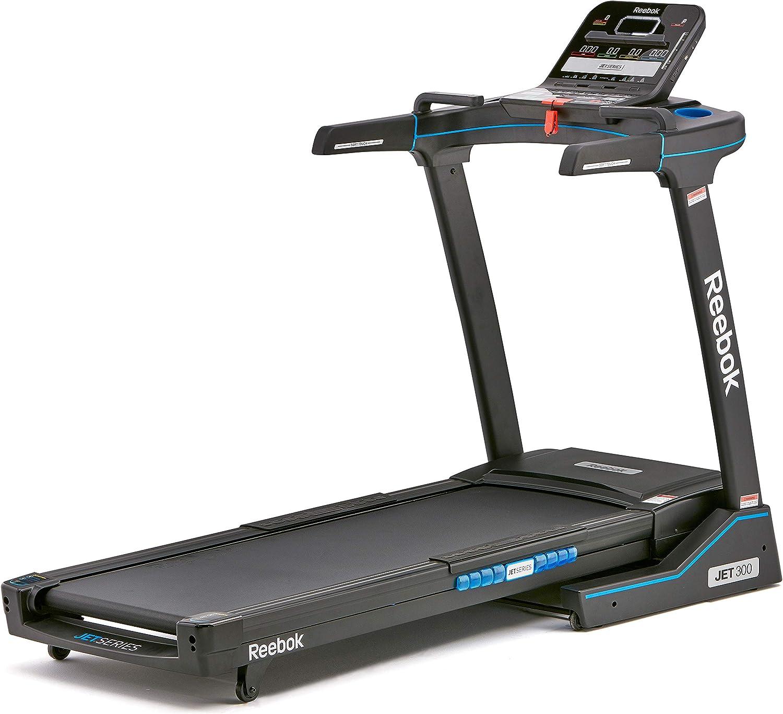 Reebok Jet 300 Sales Series Treadmill + Max 51% OFF Bluetooth