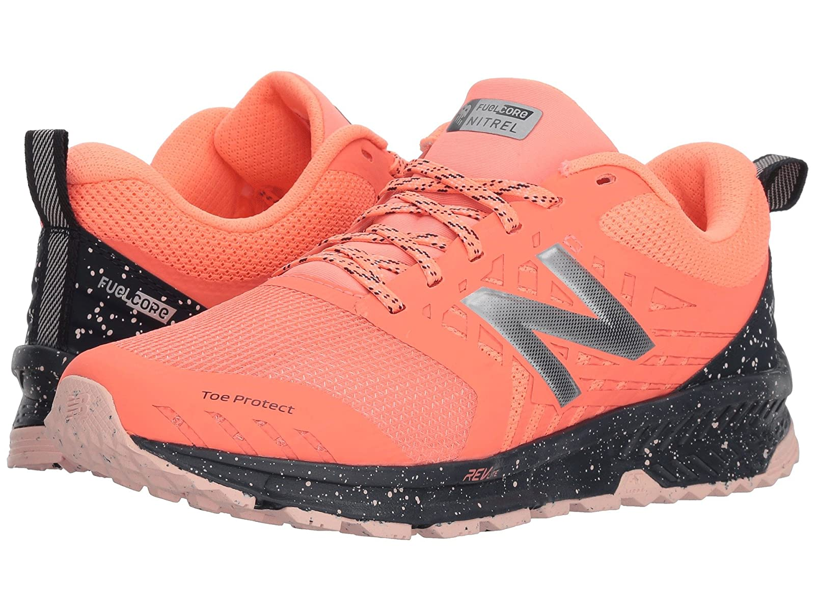 New Balance NitrelAtmospheric grades have affordable shoes