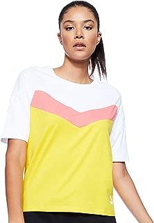 Puma XTG Colorblock Tee Sulphur Shirt For Women