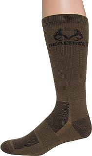 Realtree Outfitters Men's Ultra-Dri Boot Socks (1-Pair)
