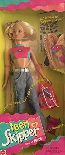 minorista de fitness Barbie Teen Skipper Skipper Skipper Doll. All Grown Up   alto descuento