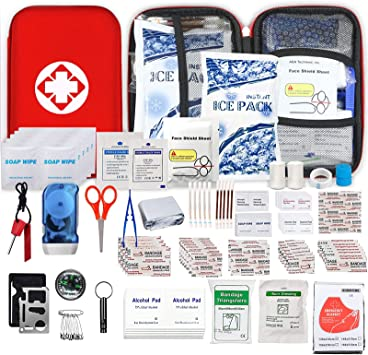 YIDERBO Small-Waterproof Emergency Kit