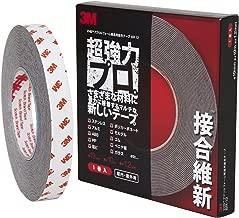 3M 超強力両面テープ VHB 接合維新 構造用接合テープ BR-12 19mm×10m
