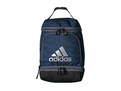 adidas Excel Lunch Bag (Collegiate Royal Bookend/Black/Onix/Silver) Bags