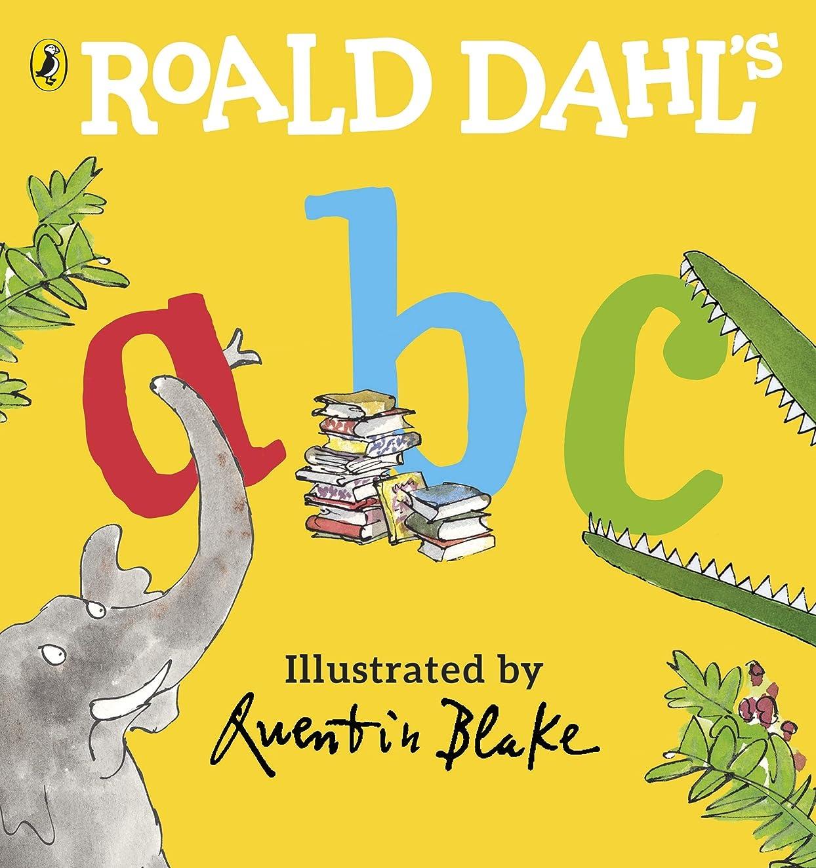 本当のことを言うと立ち寄る一致Roald Dahl's ABC