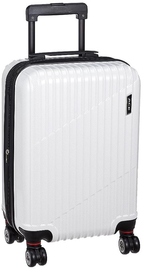 全体インフルエンザフラフープ[エース] スーツケース クレスタ エキスパンド機能付 06316 機内持込可 39L