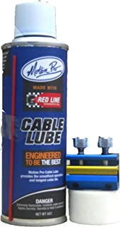 Motion Pro Cable Lube and Cable Luber Kit