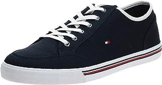 حذاء رياضي كور كوربوريت مصنوع من القماش للرجال من تومي هيلفجر