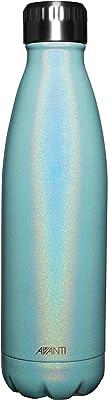Avanti Insulated Fluid Vacuum Bottle, 500 ml Capacity, Pearlised Duck Egg Blue
