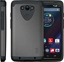 Motorola Droid Turbo Case, TUDIA [Merge Series] Heavy Duty Extreme Protection/Rugged with..