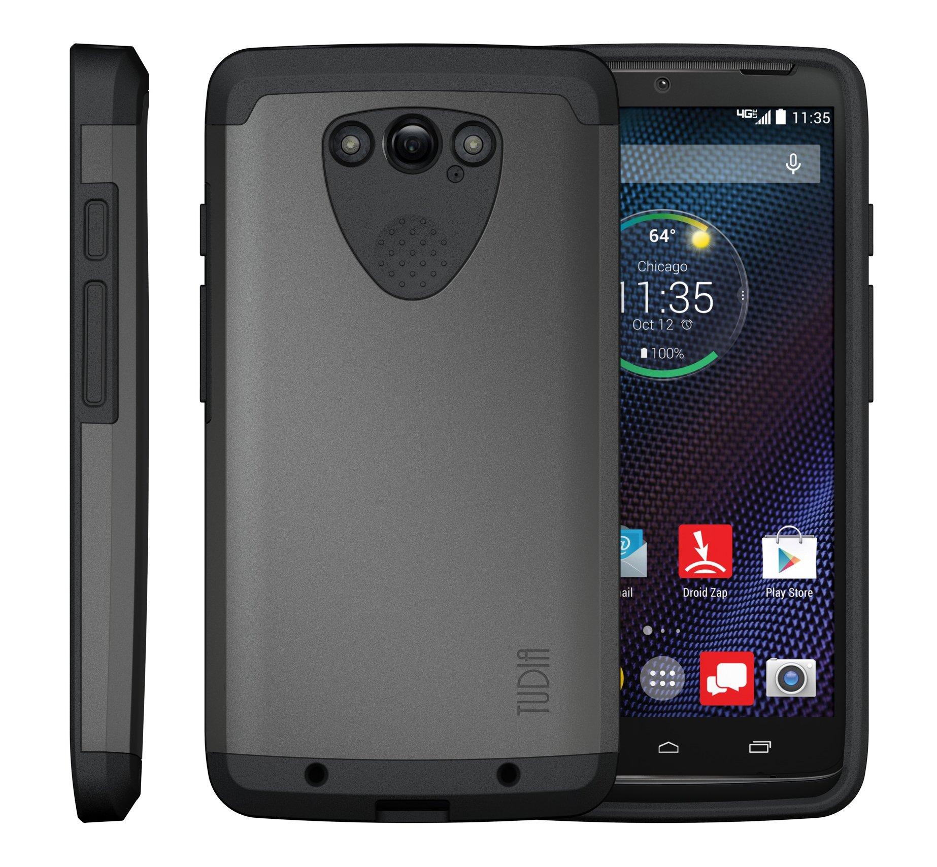 Motorola TUDIA Protection Absorption Metallic