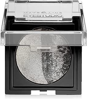 Maybelline New York Eye Studio Color Pearls Marbleized Eyeshadow, Duo Silver Spark, 0.09 Ounce