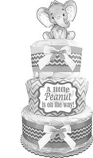 gender neutral diaper cakes