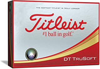 توپ های گلف Titist DT TruSoft (یک دوجین)