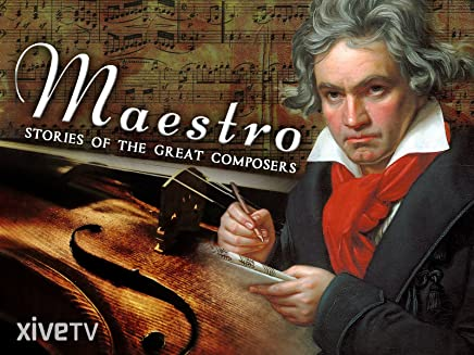 Maestro: Stories of the Great Composers
