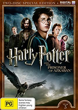 Harry Potter And The Prisoner Of Azkaban : Limited Edition   UV : Year 3