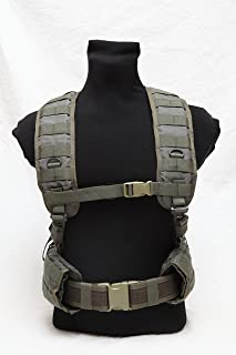 Russian Army Spetsnaz SPOSN SSO Smersh MOLLE Base Assault Tactical Vest