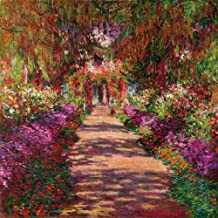 Path in Monets Garden Giverny by Claude Monet 29