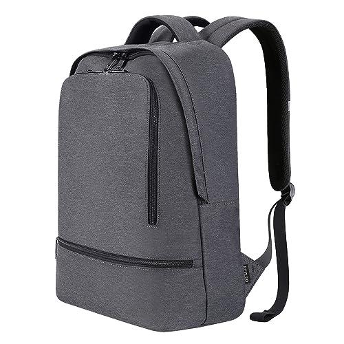 6dbf3c6449 REYLEO Laptop Backpack for Men Women Fits 15.6 Inch Laptop