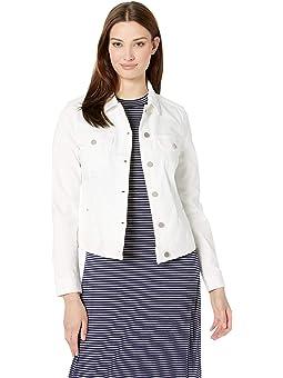 Women's White Denim Jackets