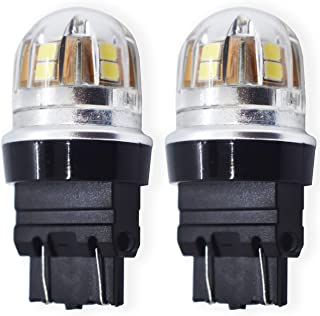 3157 LED Bulb – 2 pcs - 12-24V Super Bright 3057 3357 3457 3757 4057 4157 Replacement for Back Up Reverse Lights and Tail ...
