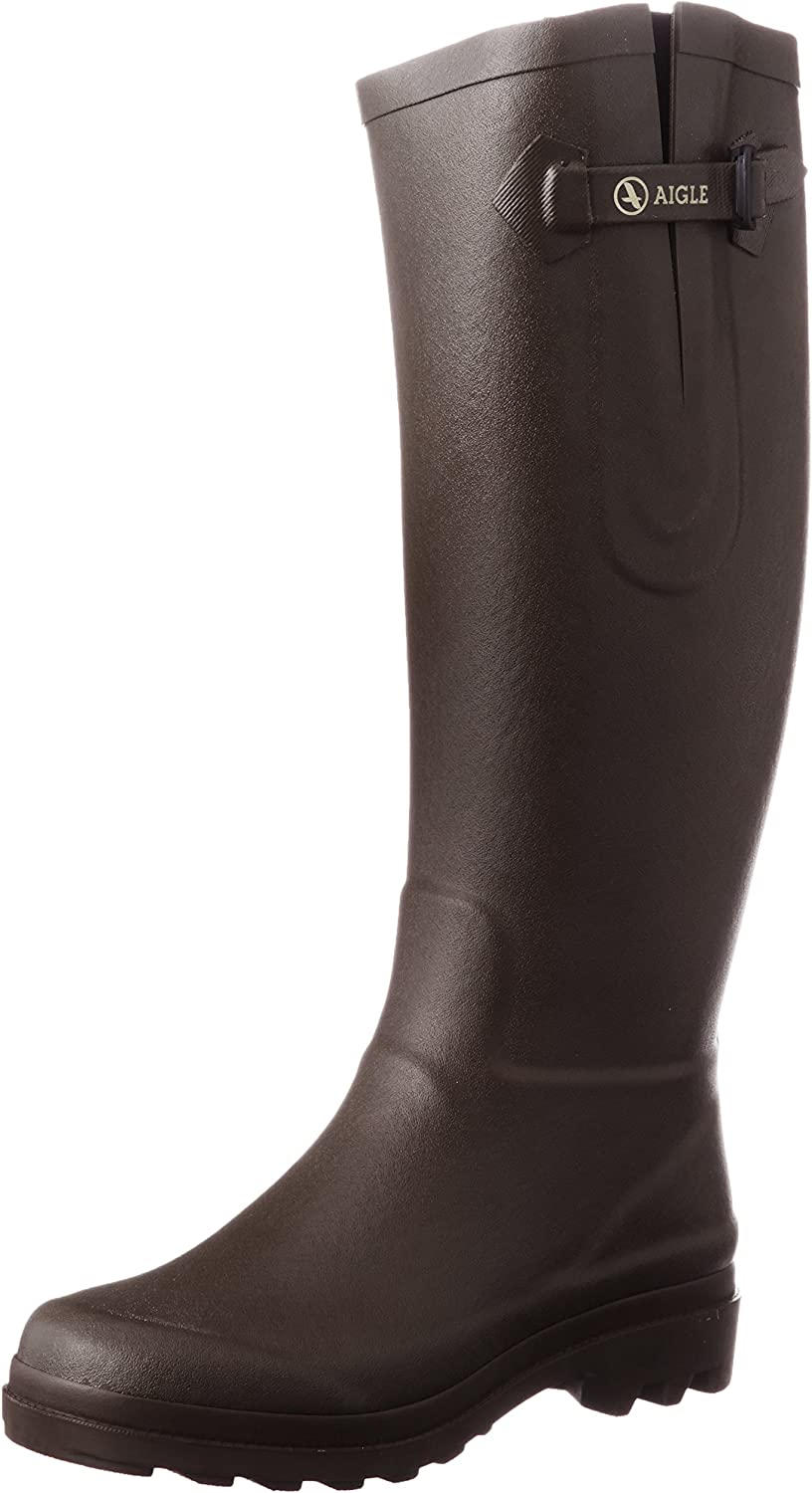 Aigle Womens Aiglentine Synthetic Boots