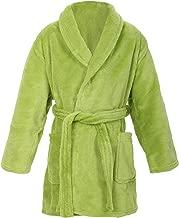 green girls robe