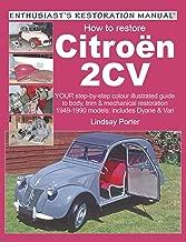 How to restore Citroen 2CV (Enthusiast's Restoration Manual series)