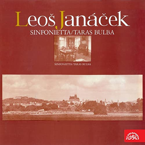 Janáček: Sinfonietta, Taras Bulba:MP3ダウンロード
