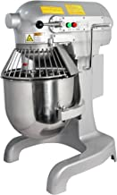 Hakka 10 Quart Commercial Planetary Mixers 3 Funtion Stainless Steel Food Mixers